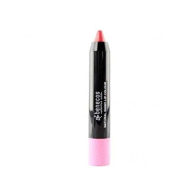 Natural Shiny Lip Colour Pretty Daisy - Benecos