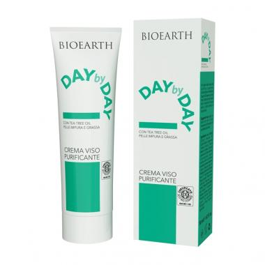Day by Day Crema Viso Purificante - Bioearth50 ml