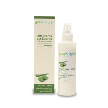 Latte Crema Corpo 150ml - Green Natural