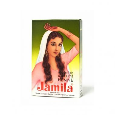 Hair quality henna - Jamila