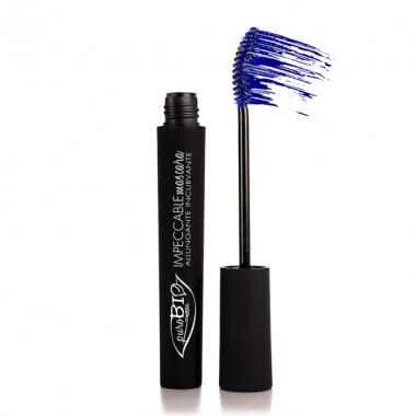 Mascara IMPECCABLE Biologico Blue Allungante - PuroBio