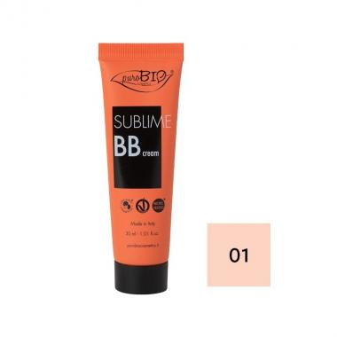BB Cream Sublime n.1 - PuroBio Cosmetics