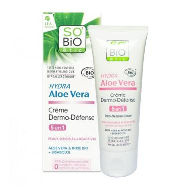 ALOE VERA - CREMA DERMO-DEFENSE - So'Bio étic