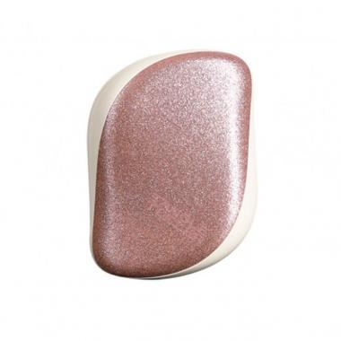 Compact Styler Rose Gold Glaze - Tangle Teezer