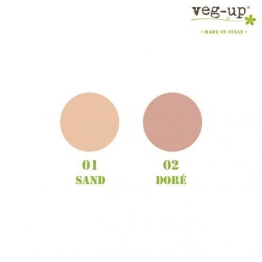 Compact Concealer Dore' - Veg Up