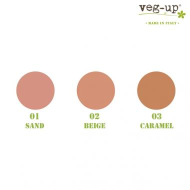 Compact Foundation Sand 01 - Veg Up