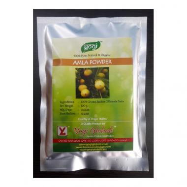 Amla Powder - Yogi