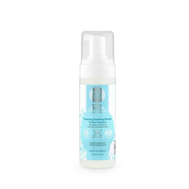 Cleansing Foaming Mousse - Natura Siberica