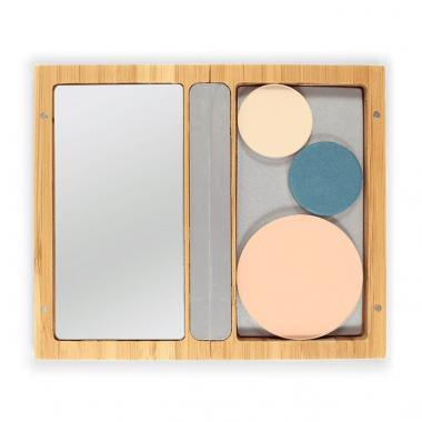 Bamboo box M - Zao Make Up