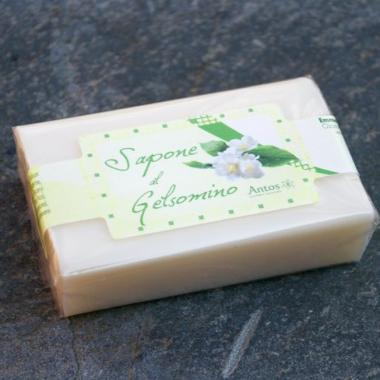 Sapone al Gelsomino - Antos Cosmesi